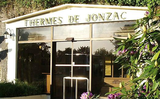 Jonzac cité thermale